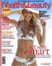 boots health and beauty magazine cover shot