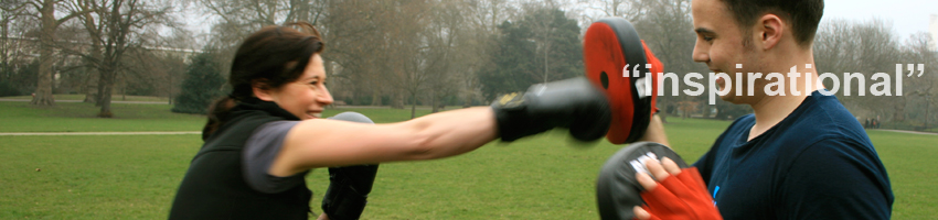 Inspirational Personal Training in London