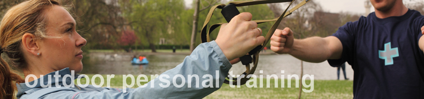 Outdoor Personal Training with Absolute Fitness, Personal Trainers London