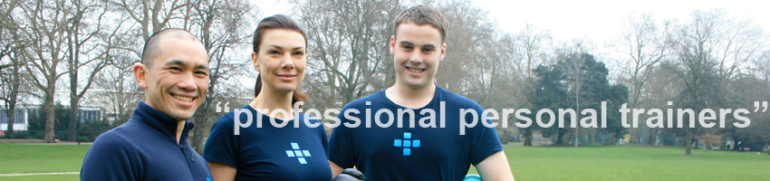 Professional Personal Training with Absolute Fitness, Personal Trainers London